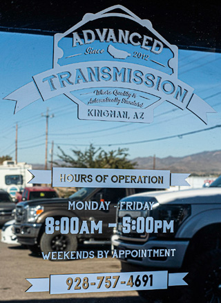 Our Kingman, AZ Location