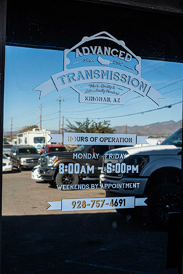 Diesel Repair Services, Transmission Repair/Rebuild in Kingman, AZ