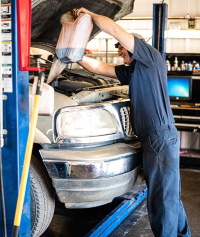Fluid Services in Prescott & Kingman, AZ